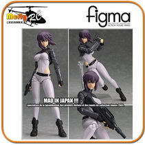 Figma Kusanagi Motoko S.A.C.ver. 237 25Th Ghost In The Shell