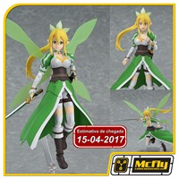 ( Reserva 10% do valor) 314 Figma Leafa Sword Art Online II Chegada 15/04/17