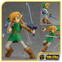 Figma 284 Link: A Link Between Worlds ver. Zelda