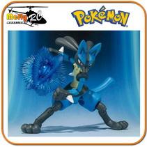 Pokemon S.H. Figuarts Lucario D-Arts