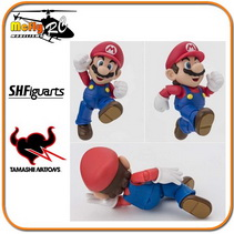 S.h Figuarts Super Mario Nitendo Moving