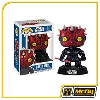 Funko 09 Star Wars Darth Maul POP Funko