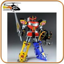 Bandai Super Robot Chogokin - Megazord Might Morphin