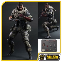 Metal Gear V  Snake Venom The Phantom Pain Play Arts