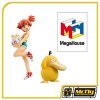 Pokémon G.E.M. Misty , Psyduck & Togepi