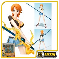 Figuarts ZERO Nami Battle Ver One Piece
