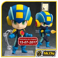 ( Reserva 10% do Valor) Nendoroid 716 MegaMan EXE Super Movable Edition