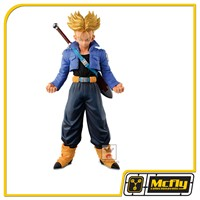 DRAGON BALL Z TRUNKS SSJ MASTER STAR PIECE