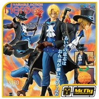 One Piece Sabo Variable action Heroes MegaHouse