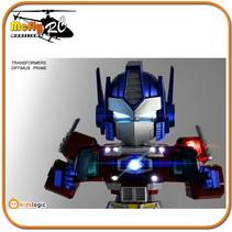 Transformers Optimus Prime Kidslogic Mecha Nations 01 Hasbro