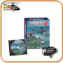 Simulador Phoenix 4.0 R/cprofissional Cabo Usb Interface+cd