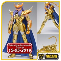 (RESERVA 10% DO VALOR) Cloth Myth EX MILO SAINTIA SHO Color Edition Cavaleiros do Zodiaco