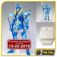 (RESERVA 10% DO VALOR)Cloth Myth EX Poseidon 15Th anniversary