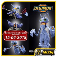 (RESERVA 10% DO VALOR) Digimon Digivolving Spirit Diaboromon 03 Diablomon