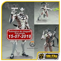 (RESERVA 10% DO VALOR) Figma 373 Overwatch Genji