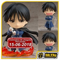 (RESERVA 10% DO VALOR) Nendoroid 823 Full Metal Alchemist Roy Mustang