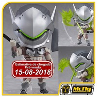(RESERVA 10% DO VALOR) Nendoroid 838 Overwatch Genji Classic Skin Edition