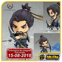 (RESERVA 10% DO VALOR) Nendoroid 839 Overwatch Hanzo Classic Skin Edition