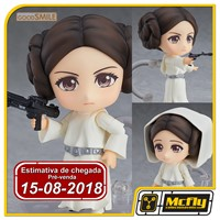 (RESERVA 10% DO VALOR) Nendoroid 856 Princess Leia Star Wars