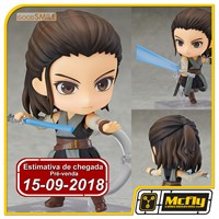 (RESERVA 10% DO VALOR) Nendoroid 877 Rey Star Wars The Last Jedi