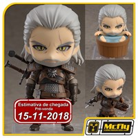 (RESERVA 10% DO VALOR)Nendoroid 907 Geralt The Witcher 3 Wild Hunt
