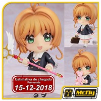 (RESERVA 10% DO VALOR)Nendoroid 918 Sakura Kinomoto Tomoeda Junior High Uniform Ver
