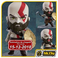 (REXERVA 10% DO VALOR) Nendoroid 925 Kratos God of War