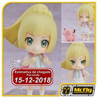 (RESERVA 10% DO VALOR) Nendoroid 934 Lively Lillie Pokemon