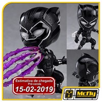 (RESERVA 10% DO VALOR) Nendoroid 955 Black Panther Avengers Infinity War