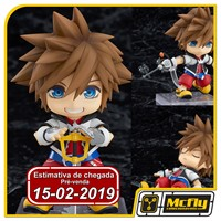 (RESERVA 10% DO VALOR) Nendoroid 965 Sora Kingdom Hearts