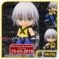 (RESERVA 10% DO VALOR) Nendoroid 984 Riku Kingdom Hearts