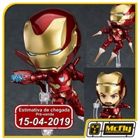 (RESERVA 10% DO VALOR) Nendoroid 988 Iron Man Mark 50 Avengers Infinity War