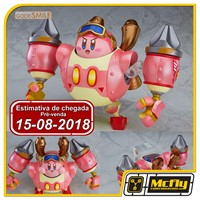 (RESERVA 10% DO VALOR) Nendoroid More Robobot Armor & Kirby