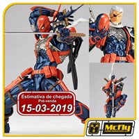 (RESERVA 10% DO VALOR) Revoltech DEATHSTROKE DC