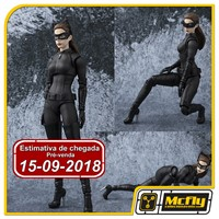 (RESERVA 10% DO VALOR) S.H Figuarts Catwoman Batman The Dark Knight rises