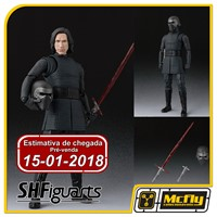 (RESERVA 10% DO VALOR) S H Figuarts Kylo Ren THE LAST JEDI