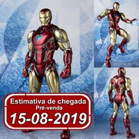 (RESERVA 10% DO VALOR) S.H Figuarts Iron Man Mark 85 Avengers End Game
