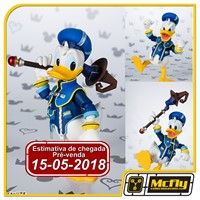 (RESERVA 10% DO VALOR) S.H Figuarts Pato Donald Duck Kingdon Hearts III