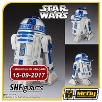 (Reserva 10% do Valor) S.H Figuarts R2-D2 Star Wars R2 D2