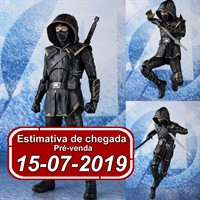 (RESERVA 10% DO VALOR) S.H Figuarts Ronin Avengers End Game