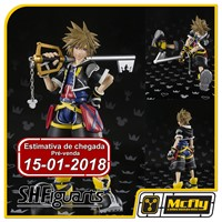 (RESERVA 10% DO VALOR)S.H Figuarts Sora KINGDOM HEARTS II