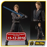 (RESERVA 10% DO VALOR)S.H Figuarts Star Wars Anakin Skywalker vingança dos Sith
