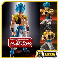 (RESERVA 10% DO VALOR)S.H Figuarts Super Gogeta God Dragon Ball