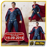 (RESERVA 10% DO VALOR) S.H Figuarts Super Man Justice League