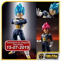 (RESERVA 10% DO VALOR)S H Figuarts Super Vegeta God Dragon Ball