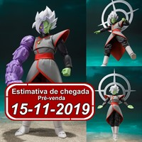 (RESERVA 10% DO VALOR) S.H Figuarts Zamazu Dragon Ball Zamas Zamasu