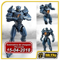(RESERVA 10% DO VALOR) BANDAI The Robot Spirits SIDE JAEGER AVENGER Gipsy Danger Pacific Rim