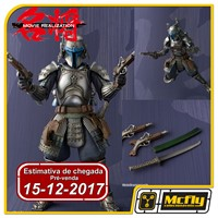 (RESERVA 10% DO VALOR)Movie Realization Jango Fett Star Wars Ronin Bandai