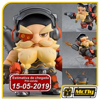 (RESERVA 10% DO VALOR) Nendoroid 1017 Overwatch Torbjorn
