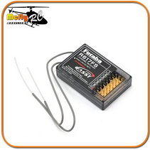 Receptor Futaba R617fs 2.4 Ghz 7 Canais Radio Fasst